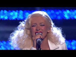 Christina Aguilera It's a Mans World High Quality