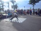 День города Самары на набережной.